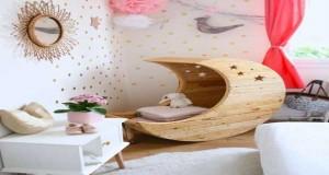 Pour faire rêver votre petite fille offrez-lui unedéco de chambre de princesse. Meubles, peinture, couleur rose, gris et blanc, Déco Cool vous propose 8 idées déco de chambre de petite fille tendance.