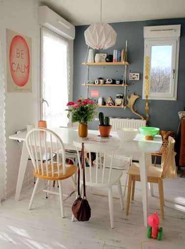 15 d co cuisine avec un coin repas malin. Black Bedroom Furniture Sets. Home Design Ideas