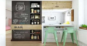 Un mur en brique c 39 est styl en d co de cuisine for Banquette de cuisine coin repas