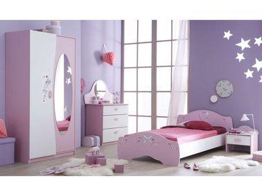 Genial Pour Une Chambre à Lu0027ambiance Princesse, Choisissez Un Mobilier De Fille  Mais Ne
