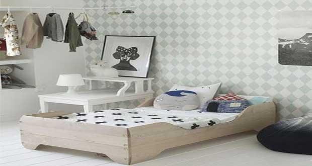 D co chambre fille en 13 id es qui ont du pep 39 s deco cool - Idee deco chambre petite fille ...