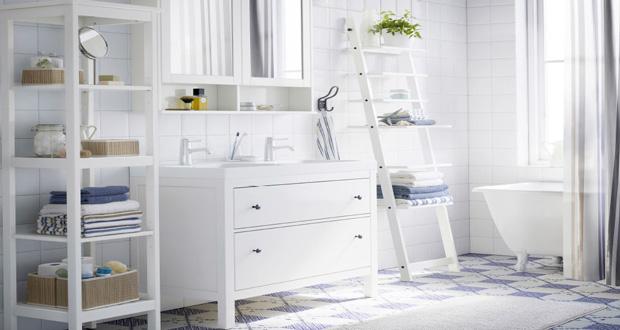 5 conseils rangements anti-stress pour la déco salle de bain