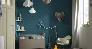 Peinture chambre 20 couleurs d co pour repeindre ses murs - Leroy merlin peinture chambre ...