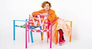 Craquez pour les chaises de jardin design signées Agatha Ruiz De La Prada pour égayer et décorer le jardin cet été !