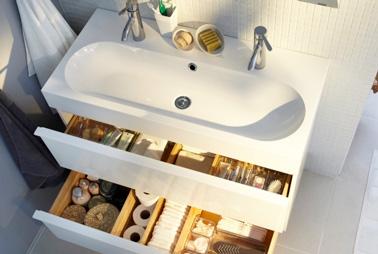 D co salle de bain 3 conseils anti stress pour ne rien for Organiser sa salle de bain