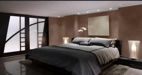 Peinture chambre la tendance couleur fait la d co de la for Repeindre une chambre en 2 couleurs