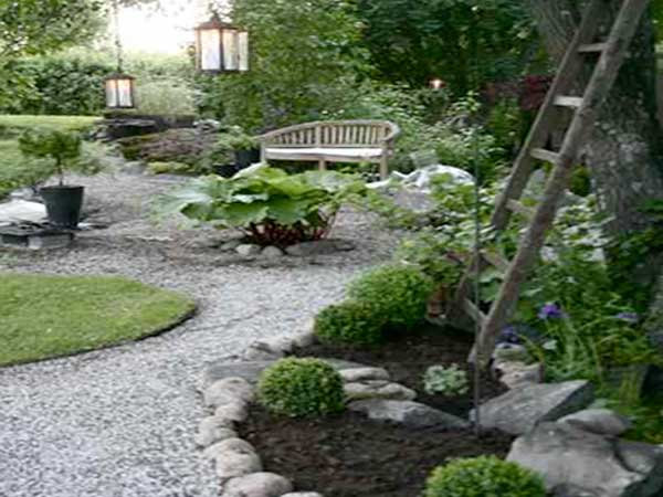 Comment am nager un jardin zen deco cool for Creer un jardin zen