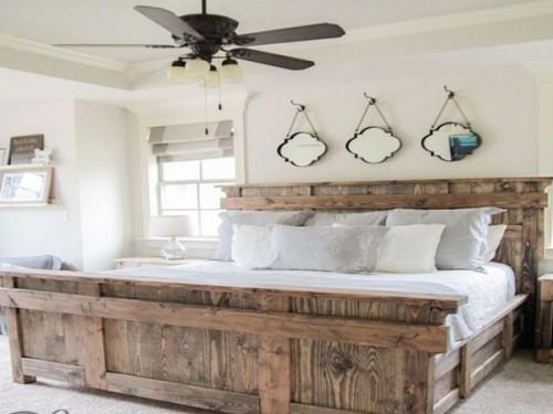 plan de lit palette a choisir pour monter son modele. Black Bedroom Furniture Sets. Home Design Ideas