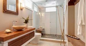 20 salles de bain zen qui donnent des id es d co deco cool for Salle de bain zen bambou