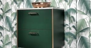 Relooker un meuble Ikea c'est possible avec les façades, tiroirs et accessoires de Bocklip adaptables aux meubles de cuisine, salle de bain et dressing Ikea. Un nouveau concept déco original pour relooking de meuble pas cher