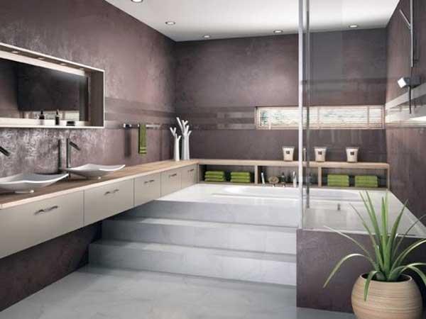 20 salles de bain zen qui donnent des id es d co deco cool. Black Bedroom Furniture Sets. Home Design Ideas