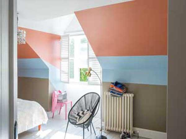 Peinture chambre 20 couleurs d co pour repeindre ses murs - Couleurs de peinture pour chambre ...