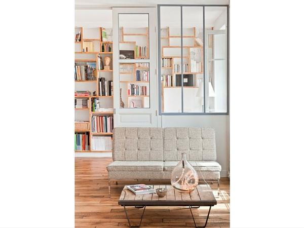 verri re int rieure 26 photos pour s parer sans cloisonner. Black Bedroom Furniture Sets. Home Design Ideas