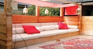 Faire un Salon De Jardin En Palette   Deco-Cool