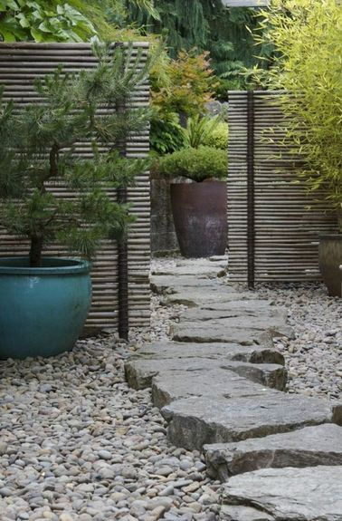All e de jardin pour un am nagement ext rieur original et d co - Jardin zen plantes ...