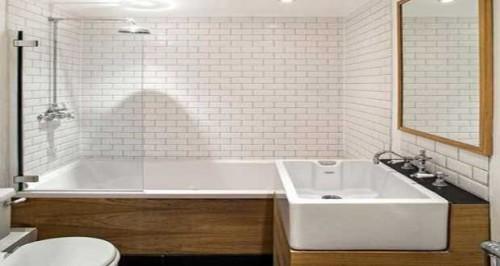 Carrelage m tro en d co cuisine et salle de bain - Decoration cuisine et salle de bain ...