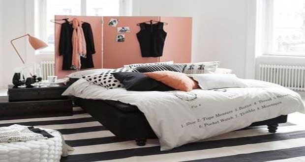 chambre ado fille conseils et id e d co. Black Bedroom Furniture Sets. Home Design Ideas