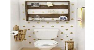 Déco WC - Idée Couleur et Peinture Pour Toilettes sympa