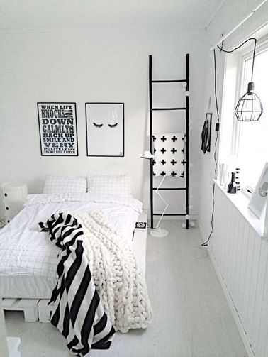 d co chambre 9 astuces pour l 39 embellir pas cher. Black Bedroom Furniture Sets. Home Design Ideas