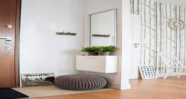 Idee deco entree accueil design et mobilier for Amenagement hall d entree