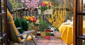 C'est le printemps ! C'est le moment de faire le plein d'idées déco pour aménager votre balcon afin de créer un espace extérieur accueillant pour profiter des beaux jours !