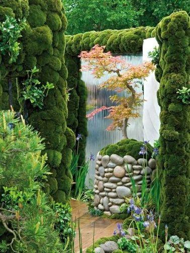 Jardin japonais quelles plantes et arbres pour un jardin for Cascadas jardin zen