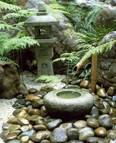 Jardin japonais quelles plantes et arbres pour un jardin for Agrementer un jardin
