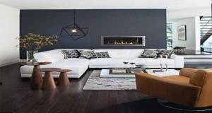 D co salon salle manger peinture et id e couleur salon - Decoration pour le salon ...