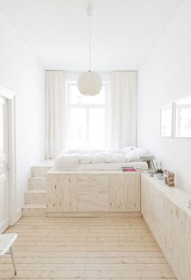diy d co lit avec rangement faire avec 3 fois rien. Black Bedroom Furniture Sets. Home Design Ideas