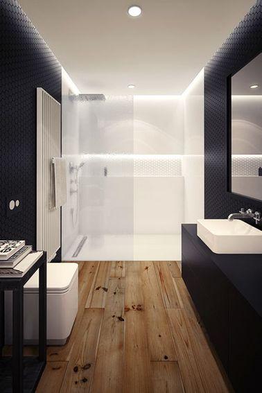 Deco Stylee Pour Une Petite Salle De Bain Deco Cool