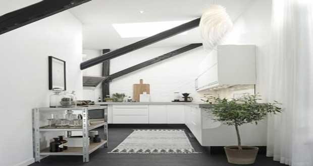 Tendance d co pour l 39 am nagement d 39 une cuisine ouverte for Idee amenagement cuisine semi ouverte
