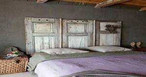 La tête de lit, un accessoires déco de la chambre. Originale, baroque ou design, inspirez-vous de ces idées de tête de lit expliquées en DIY pour fabriquer la vôtre