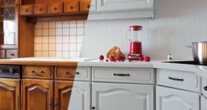 relooker sa cuisine et repeindre ses meubles de cuisine