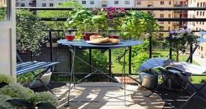 Rien de plus agréable qu'un balcon fleuri en toute saison. Pour un aménagement de balcon composé de plantes à fleurs et d'arbustes nos conseils plantation, arrosage et entretien.
