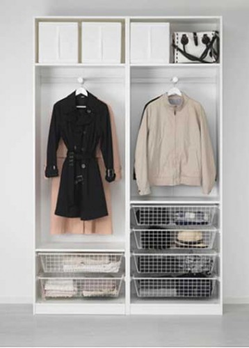 Dressing top 6 des adresses de dressing pas cher - Ikea dressing a composer ...