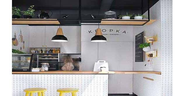 Astuces d co pour agrandir une petite cuisine deco cool for Cuisine pour petit espace