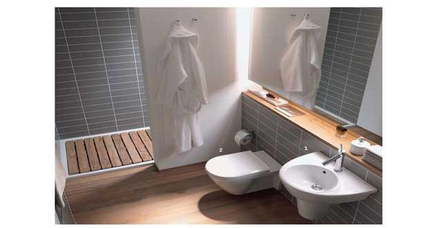 Conseils d co pour optimiser une petite salle de bain for Idee carrelage petite salle de bain