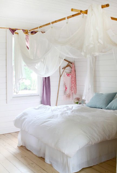 Best chambre romantique blanche photos design trends for Maison romantique