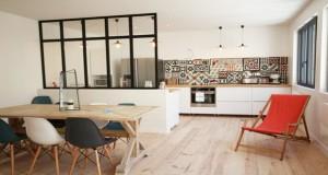 Am nagement petite cuisine 12 id es de cuisine ouverte - Petite cuisine ouverte design ...