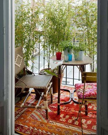 10 d co balcon l abris du vis vis. Black Bedroom Furniture Sets. Home Design Ideas