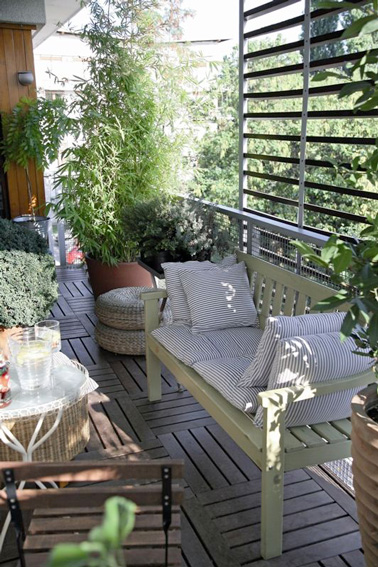 10 d co balcon l abris du vis vis for Amenagement jardin vis a vis