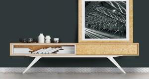 Pour sublimer les pièces de la maison facilement, optez pour des plinthes originales en PVC ultra déco à la pose facile pour un intérieur tendance et coloré