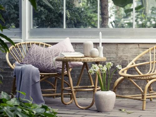 Best Relooker Un Salon De Jardin En Rotin Images - Amazing Design ...