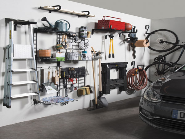 Am nagement de rangements dans le garage - Idee amenagement garage ...