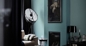 cr er une d co chic avec sa peinture salon deco cool. Black Bedroom Furniture Sets. Home Design Ideas