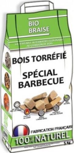 BioBraise, du bois torréfié spécial pour les barbecues. Un produit français, naturel, bio, efficace, sans adjuvant et moins néfaste pour l'environnement.