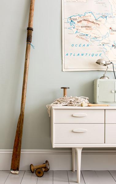 bleu pastel pour les murs du salon cest une bonne idée une couleur