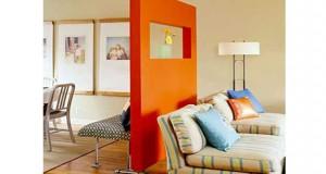 Fabriquer une cloison amovible, une bonne astuce déco pour quelle soit adaptée à l'espace à séparer et au style déco de la pièce.
