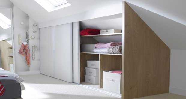 Amenagement Dressing Sous Pente Id Es De Design De