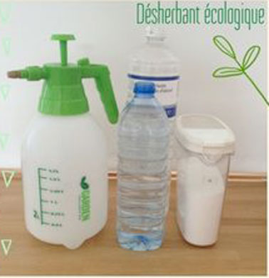Desherbant Naturel Fait Maison A L Efficacite Redoutable